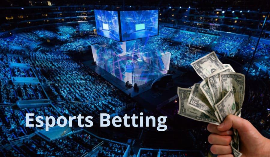 Att e-sport blivit så populärt syns också på bettingsidor