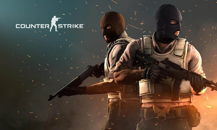 Counter Strike, särskilt utgåvan Global Offensive