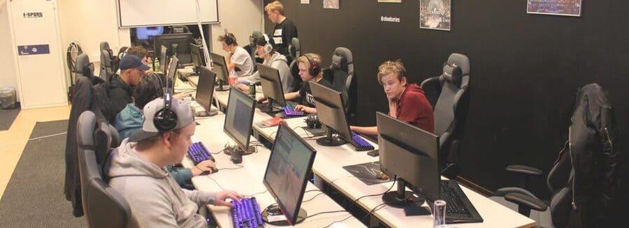 E-sport har många utbildningar
