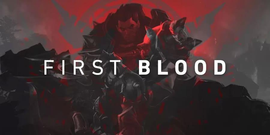 First blood till motståndarlaget