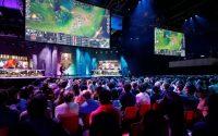 Internationella speltävlingar i e-sport
