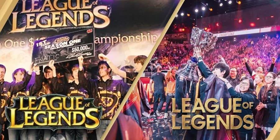 Esport League of Legends