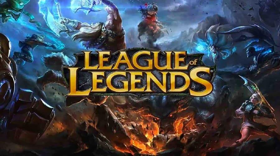 League of Legends, är ett annat dataspel som baseras på strategi