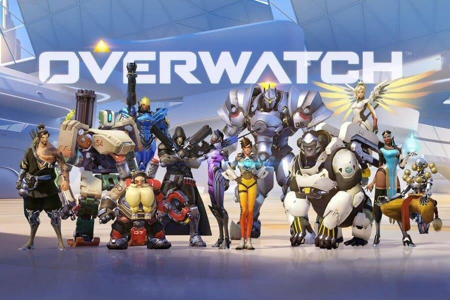 Overwatch är det nyaste spelet från Blizzard Entertaiment